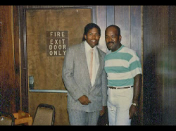 Bobby Brown & Shaft?  No, just Stanley & Lamar